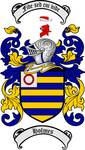 HOLMES FAMILY CREST - COAT OF ARMS
