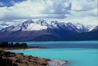 Lake Pukake, New Zealand