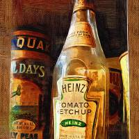 Pantry Art Prints & Posters by Don Reeves