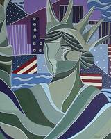 Our Lady Liberty by Kristen Stein