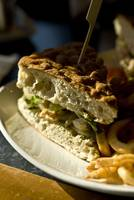 Chicken Foccacia Sandwich