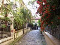 Streetscape, Butte aux Cailles, Paris