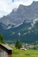 Bavarian Alps Landscape by Carol Groenen