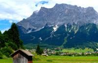 Bavarian Landscape by Carol Groenen