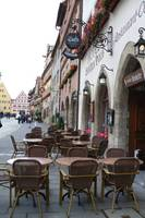 Rothenburg Cafe by Carol Groenen