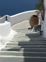 Down to the amphora - Oia, Santorini