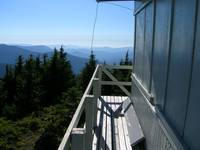 Waldo Mountain Fire Lookout