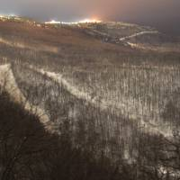snow shoe mountain by Alexandr Grichenko