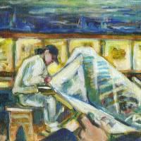 Between Loads by Faye Cummings