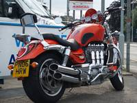 Triumph Rocket III British Motorcycle