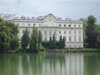 Captain von Trapp's house in Sound of Music