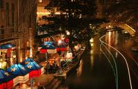 Riverwalk: San Antonio Night