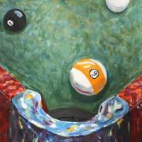 """The Corner Pocket"" by Sebree"