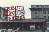 Seatle public market center