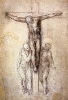 Crucifixtion with the Virgin and Johannes1