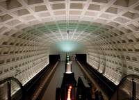 Metro Tunnel in DC