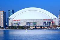 The famous Toronto's Sky Dome (now Rogers Centre)