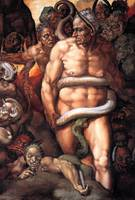 Last Judgement Detail The Damned 12