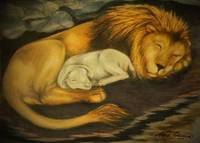 The lion and lamb