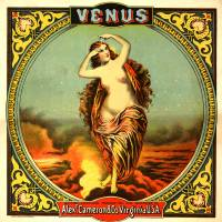 """Roman Goddess Venus - Vintage Tobacco Ad - Woman"" by thephotographyfanatic"