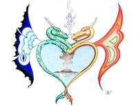 Love Dragons