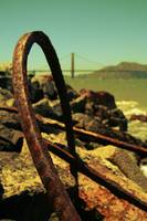 Golden Gate Debris