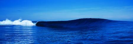 Panoramic Teahupoo