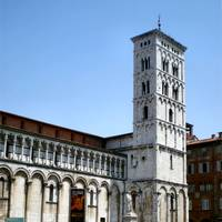 San Michele in Foro Lucca Q