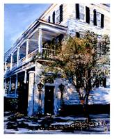 Moultrie-Glen House, 37 Legare St.-circa 1818-Char