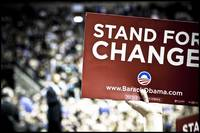 Stand For Change (Obama rally)