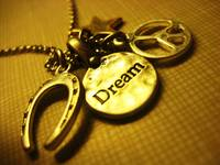 Luck. Dream. Peace
