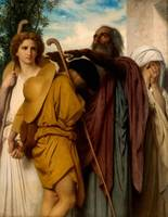 Bouguereau William Tobias Saying Goodbye