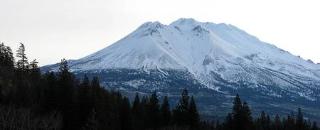 Mt. Shasta with Respect