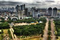 HDR: Jakarta Overview (2)