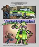 TRANSFORMERS - We be pimpin' Posters