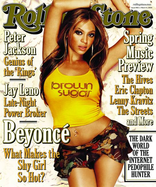 beyonce rolling stone
