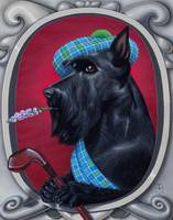 'Duffer McTavish' - Scottish Terrier