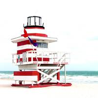 Miami South Beach Lifeguard