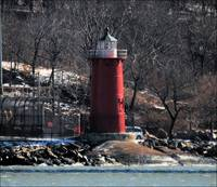 Lighthouse on the Hudson