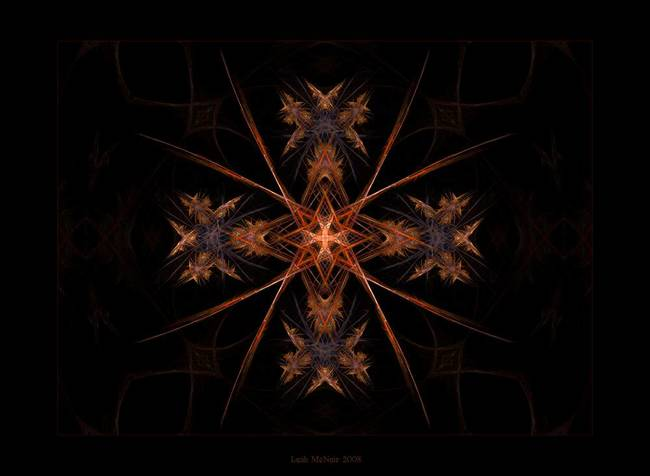 Angle Angel - Fractal Art