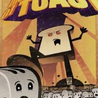 TOAST! Art Prints & Posters by Bill Zalenski
