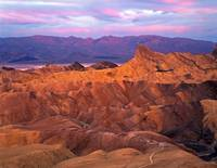 Manley Beacon & Zabriskie Point