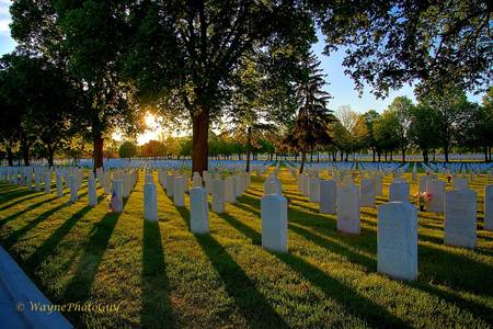 Rest In Peace - Memorial Day 2008