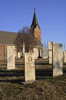 St. Aloysius Cemetery (IMG_6707) by Jeff VanDyke