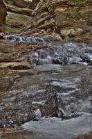 Rocky Hollow Winter #2 (IMG_6760+) by Jeff VanDyke