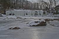 Cataract Falls - Winter #2 (IMG_6861) by Jeff VanDyke