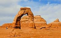 Delicate Arch Perspective