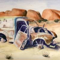 Australia Art Prints & Posters by Jean-Christophe Saint-Pô