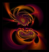 Aries Woman - Fractal Art