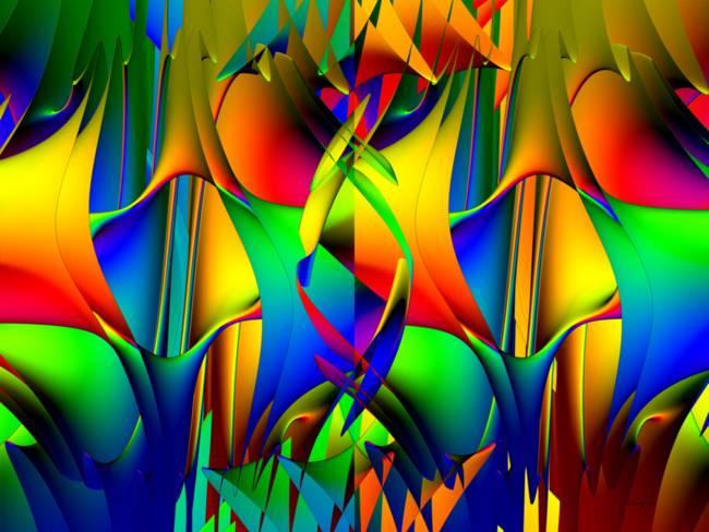 Inner Secrets #2 )stereogram(